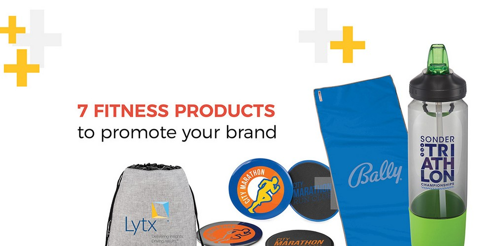 7 fitness products to promote your brand